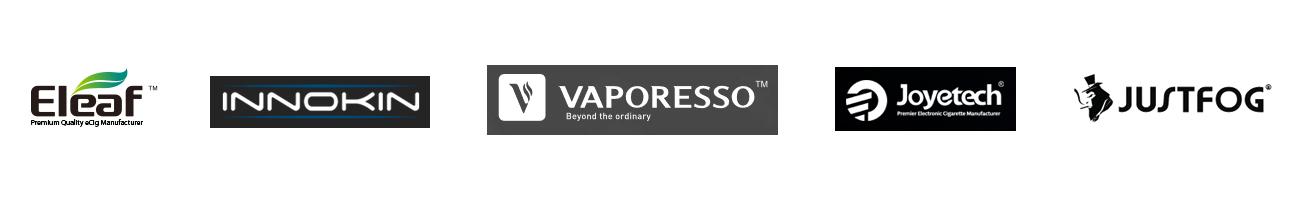 Vuoi farti un'idea sulle migliori sigarette elettroniche? Joyetech, Innokin, Eleaf, Justfog, Vaporesso