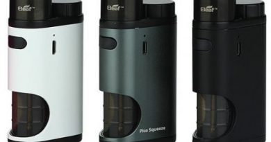 Eleaf Sigaretta elettronica iStick Pico Squeeze