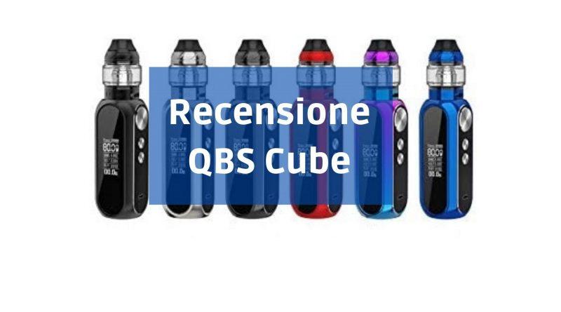 recensione obs cube 80w