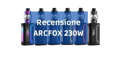 recensione Smok Arcfox 230W
